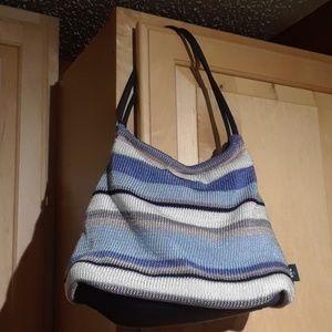 The Sak Multicolor Crochet Shoulder Bag
